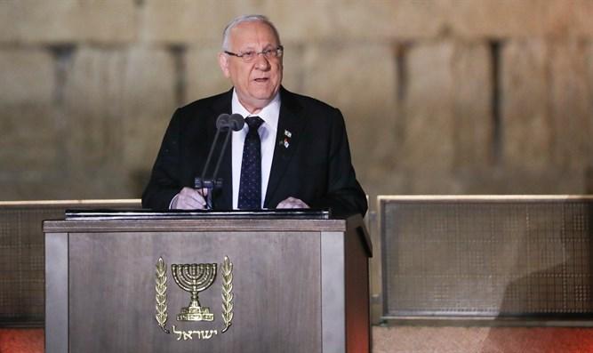 Rivlin: a zsidó állam polgárai semmit nem vehetnek természetesnek
