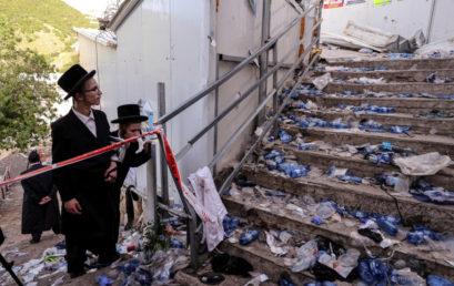 A világ vezetői részvétüket nyilvánították a Meron hegyi katasztrófa után