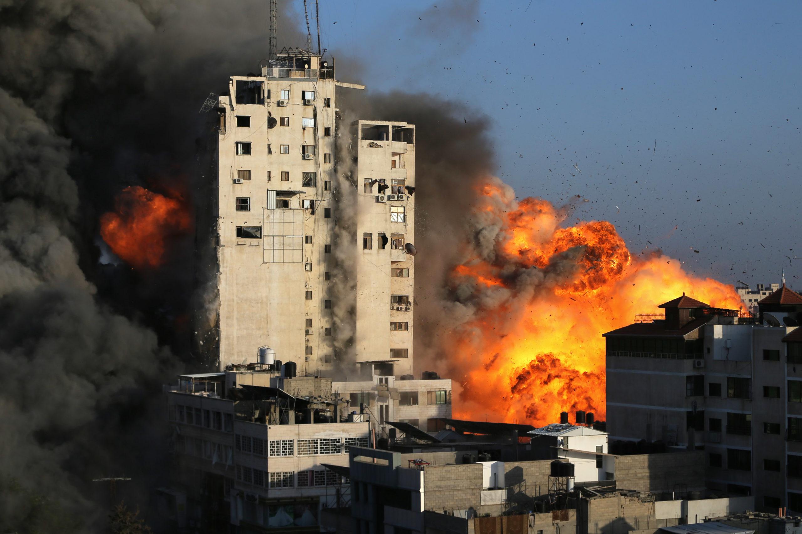 Nem csillapodik a konfliktus Izrael és a szélsőséges iszlamista szervezetek között