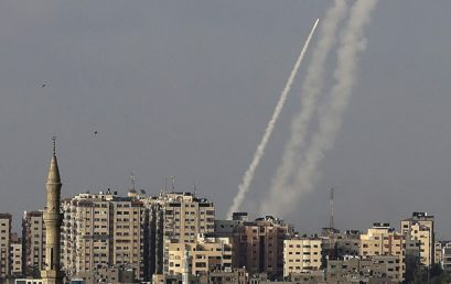A Hamász rakétákat lőtt ki Izraelre