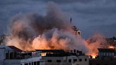 Kiújultak a harcok a Hamász és Izrael között