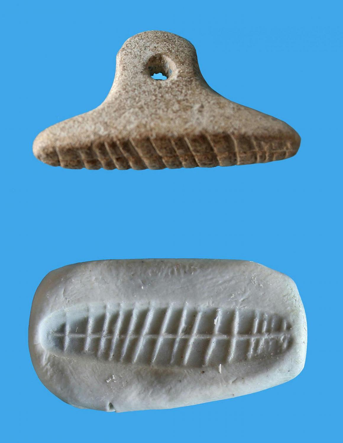 Hétezer éves pecsétre bukkantak Izraelben