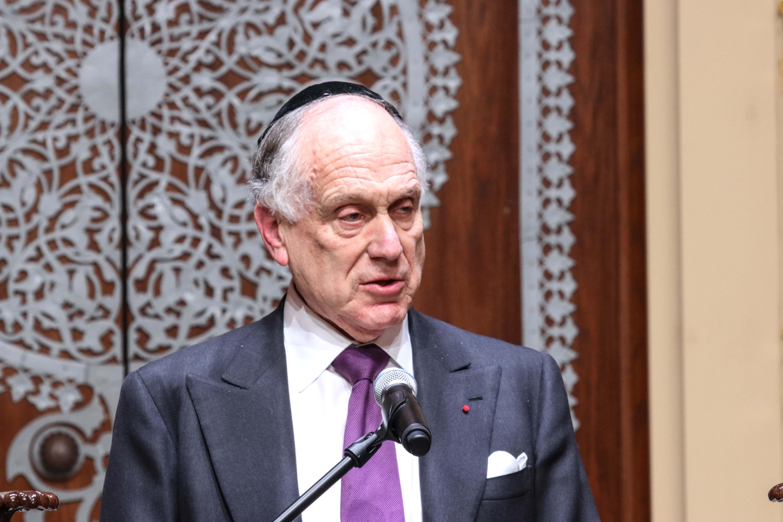 A Zsidó Világkongresszus elnöke a magyar miniszterelnökkel tárgyalt