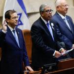 Felesküdött Izrael 11. államfője