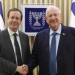 Hatalomátvétel Izraelben