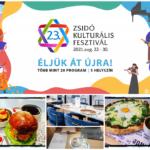 Zsidó Kulturális Fesztivál: kedvezményes jegyvásárlás a Kosher Deliben