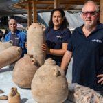 Mesés régészeti leletet tártak fel Javne városában