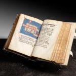 Több mint két és fél milliárd forintért kelt el egy középkori machzor