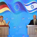 Vasárnap volt Angela Merkel búcsúlátogatása Izraelben
