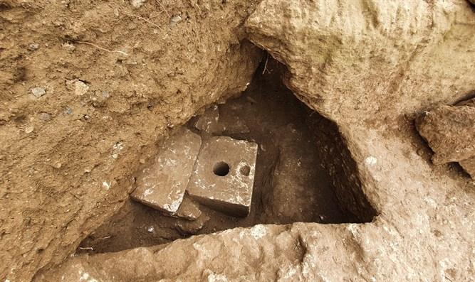 Az első Szentély idejéből származó wc-t találtak Jeruzsálemben